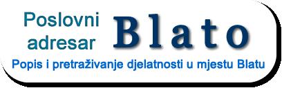 Poslovni adresar Blato